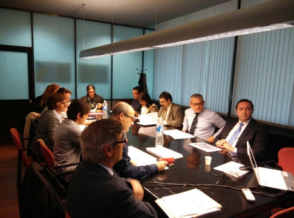 La Comissió de seguiment a Ilnet s'ha celebrat aquest dijous