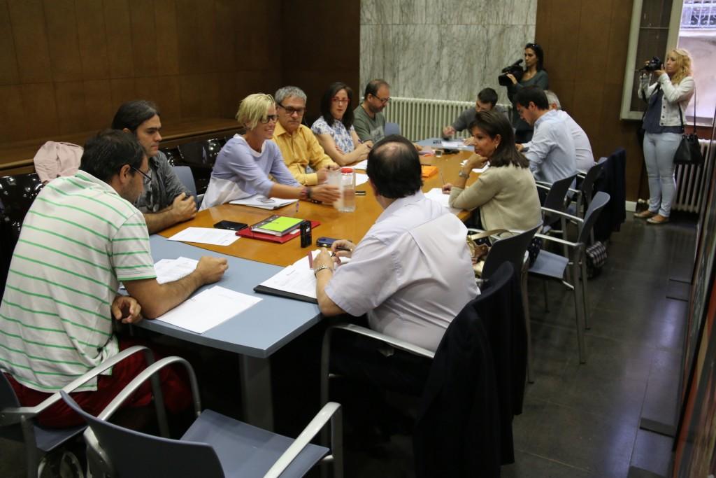 El Comú, que presideix la Comissió de Transparència, hi ha portat la proposta de declarar il·legítim part del deute de la Paeria