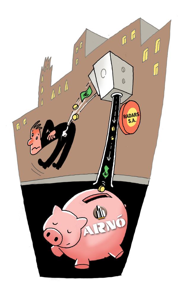 Dibuix de Carles Alberdi (carlesalberdi.com)