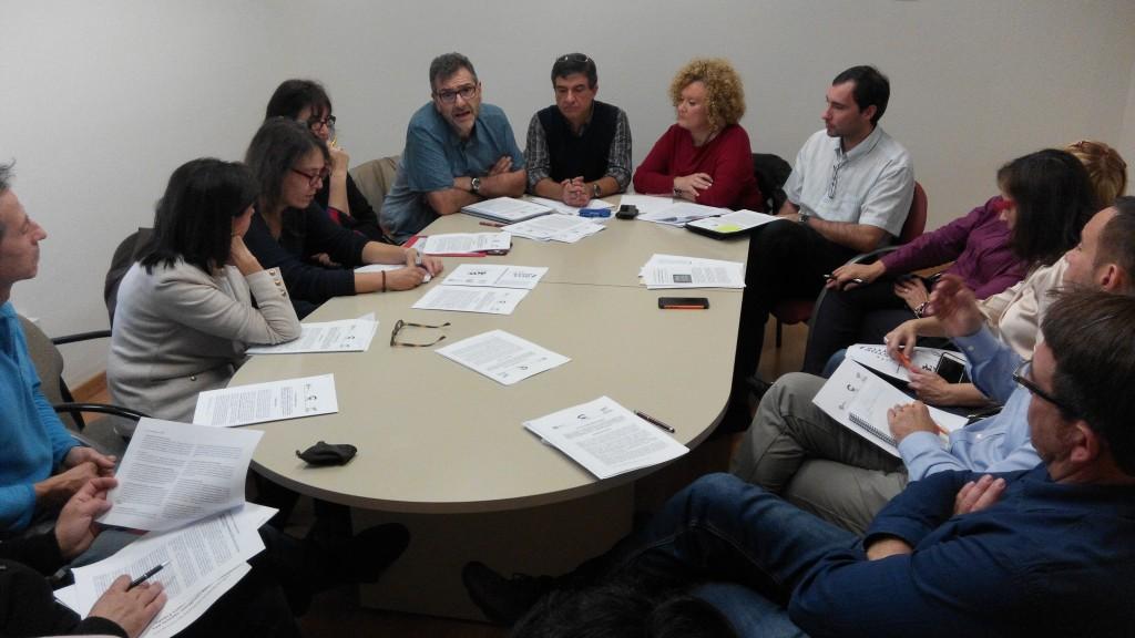 Trobada amb els grups municipals sobre moció TTIP