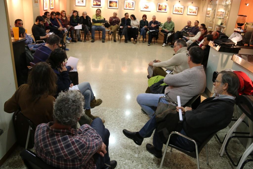 Assemblea Comú 1 de febrer de 2015