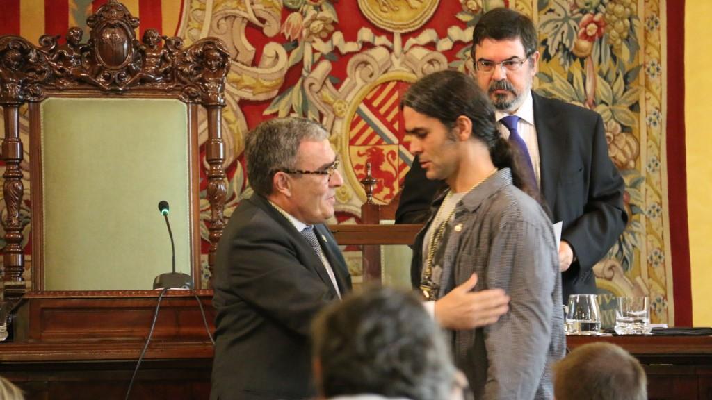 L'acord pel concert per la transparència es va tancar durant el passat Ple