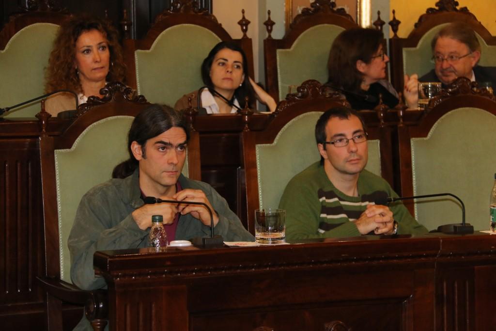 Al Ple de desembre el Comú va presenar una moció per la transparència i el compliment del contracte de radars