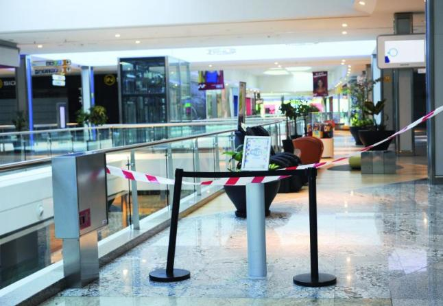 El centre comercial Dolce Vita, molt similar al que es projecta a Lleida, va tancar no fa ni dos anys