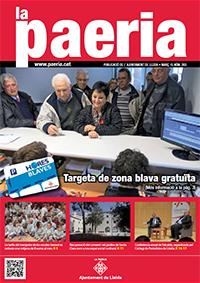 portada revista Paeria zona blava gratuita