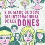 Política se escribe en femenino, una mesa redonda abierta dentro de los actos alrededor del 8M en Lleida