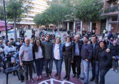 ACTO CENTRAL DE CAMPAÑA: «Lleida tiene que ser una ciudad amable y valiente con la juventud: un ayuntamiento que apueste por el cambio tiene que focalizar la vista hacia la juventud»